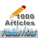 1000 ArticlesSubmissions