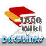 1500 WikiBacklinks